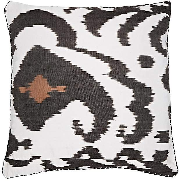 Zsa Zsa Silk Velvet Pillow
