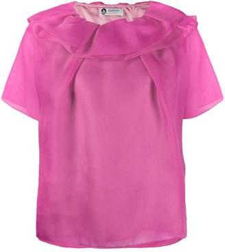 Lanvin ruffled T-shirt