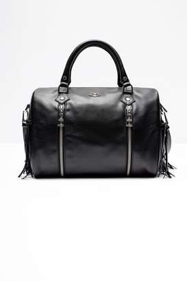Zadig & Voltaire Sunny Medium Fringe Bag
