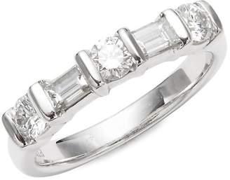 Kwiat Women's Sonata Diamond & Platinum Wedding Ring