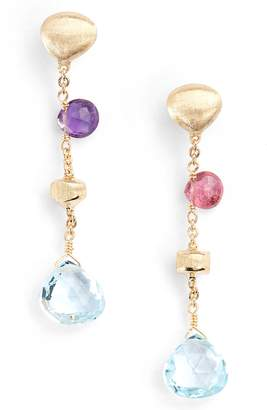 Marco Bicego Paradise Semiprecious Stone Drop Earrings