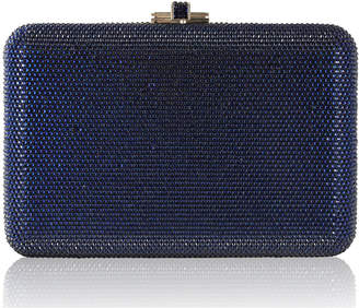 b154232243f4 Judith Leiber Couture Slim Slide Crystal Evening Clutch Bag