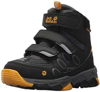 Jack Wolfskin Mtn Attack 2 Texapore Mid Vc K, Unisex Kids' High Rise Hiking Shoes,(38 EU)