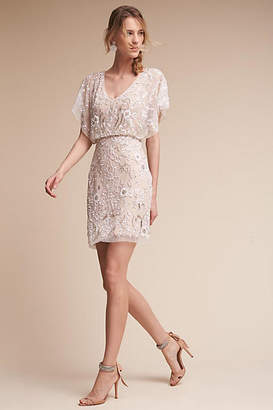 Anthropologie Biltmore Wedding Guest Dress $395 thestylecure.com