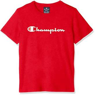 Champion Boy's Crewneck T-Shirt,(Size: XX-Small)