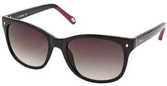 Fossil Neely Cat Eye Sunglasses Accessories S0D28