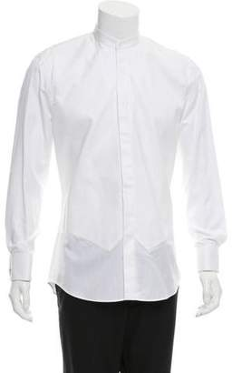 Alexander McQueen French Cuff Button-Up Shirt w/ Tags