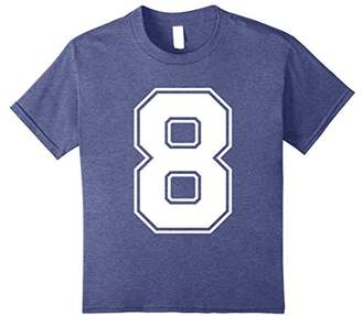 Number 8 Sports. Jersey T-shirt My Favorite Player
