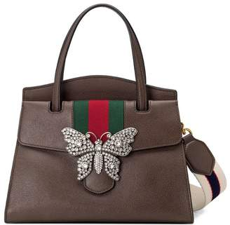 398adf04798 Gucci Brown Top Handle Bags For Women - ShopStyle Australia