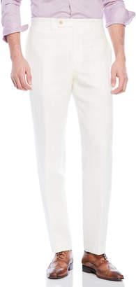 Lauren Ralph Lauren Off-White Linen Pants