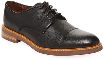 Gordon Rush Cap Toe Leather Oxford