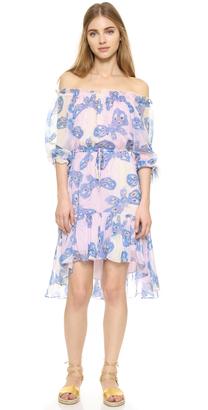 Diane von Furstenberg Camila Two Dress $548 thestylecure.com