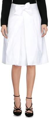 Antonio Fusco Knee length skirts - Item 35230816AF