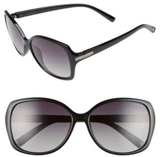 Polaroid 58mm Polarized Sunglasses