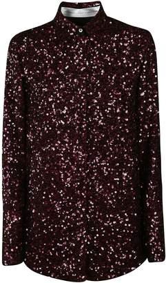 Victoria Beckham Scattered Sequin Shirt