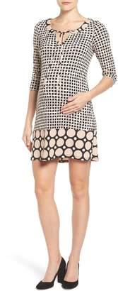 Leota Bailey Sheath Maternity Dress