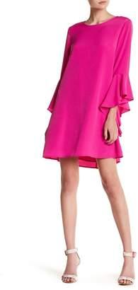 Cynthia Steffe CeCe by Ashley Bell Sleeve Shift Dress