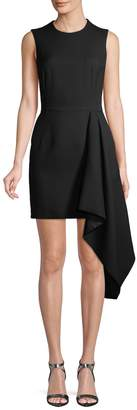 Alexander McQueen Women's Draped Mini Dress