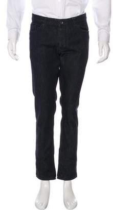 Theory Five-Pocket Slim Jeans