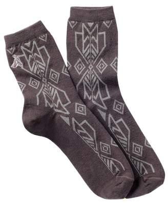 Pendleton Winter Woods Anklet Socks