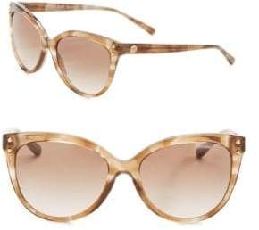 Michael Kors 55MM Cat Eye Sunglasses
