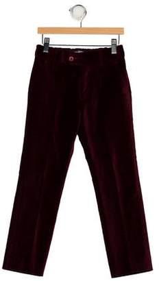 Appaman Fine Tailoring Boys' Velvet Pants