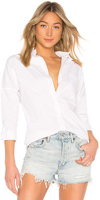by the way. Miranda Button Up Blouse