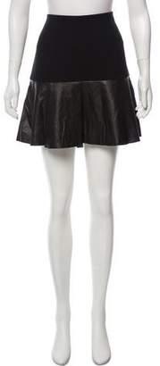 Ted Baker Silk Mini Skirt