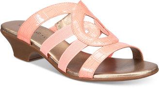 Karen Scott Emmee Slide Sandals, Only at Macy's $39.50 thestylecure.com