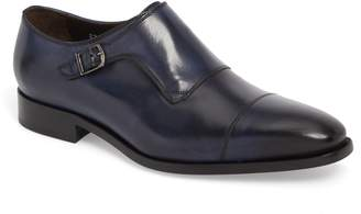 To Boot Ludlum Cap Toe Monk Shoe