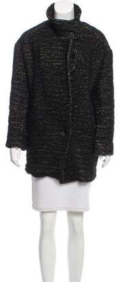 IRO Textured Short Coat
