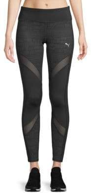 Puma Clash Mesh Tights