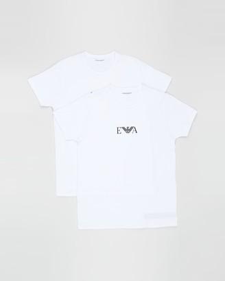 Emporio Armani 2-Pack Logo T-Shirt