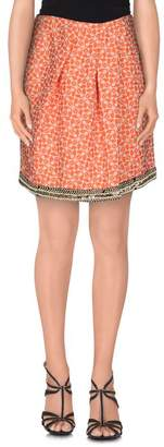 Monocrom Knee length skirt