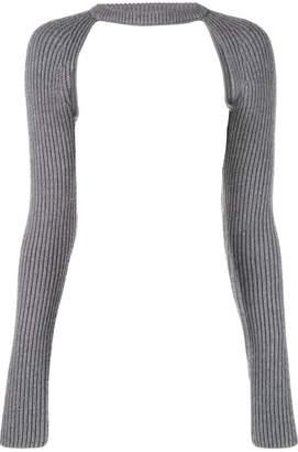 Proenza Schouler Heavy Knit Shrug