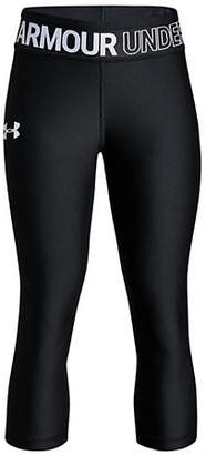 Under Armour HeatGear Armour Capri Pants
