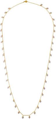 Freida Rothman Visionary Fusion Clover-Charm Station Necklace
