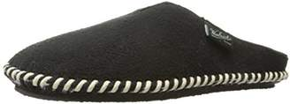 Woolrich Women's Fleece Mill Scuff Slipper