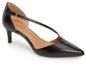 Women's Calvin Klein Page Pointy Toe Pump $108.95 thestylecure.com