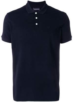 Emporio Armani short sleeve classic polo