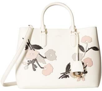 Lauren Ralph Lauren Dryden Marcy Satchel Large Satchel Handbags
