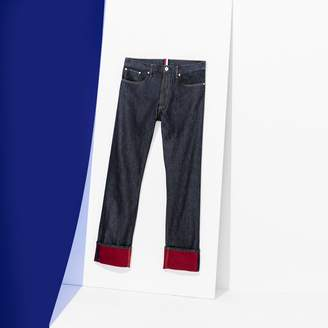 Tommy Hilfiger Hifiger Edition Straight Pre-Shrunk Jean
