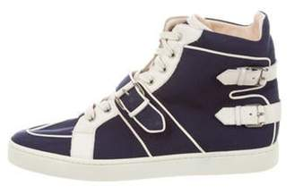 Christian Louboutin Mickael Flat Sneakers navy Mickael Flat Sneakers