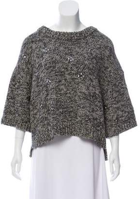 DAY Birger et Mikkelsen Embellished Wool Sweater