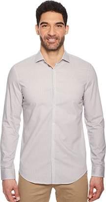 Calvin Klein Men's Infinite Cool Button Down Shirt