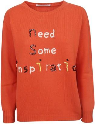 Saverio Palatella Slogan Sweater