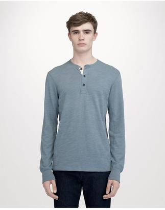 Classic henley $150 thestylecure.com