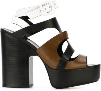 Pierre Hardy 'Fleetwood' sandals