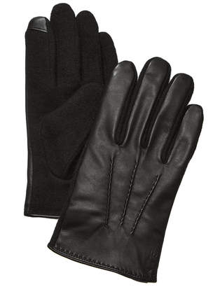 Polo Ralph Lauren Men's Hand-Stitched Nappa Leather Touch Gloves