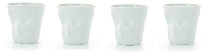 Revol Crumpled Cappuccino Cups